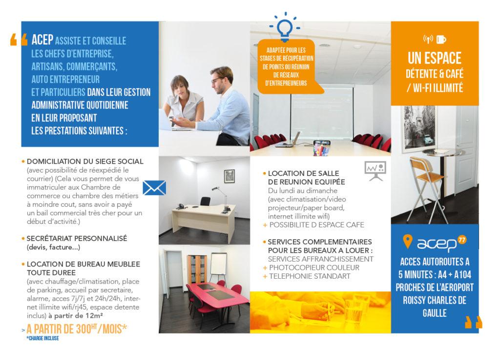 Agence de Communication Paris 77 Plaquette Entreprise