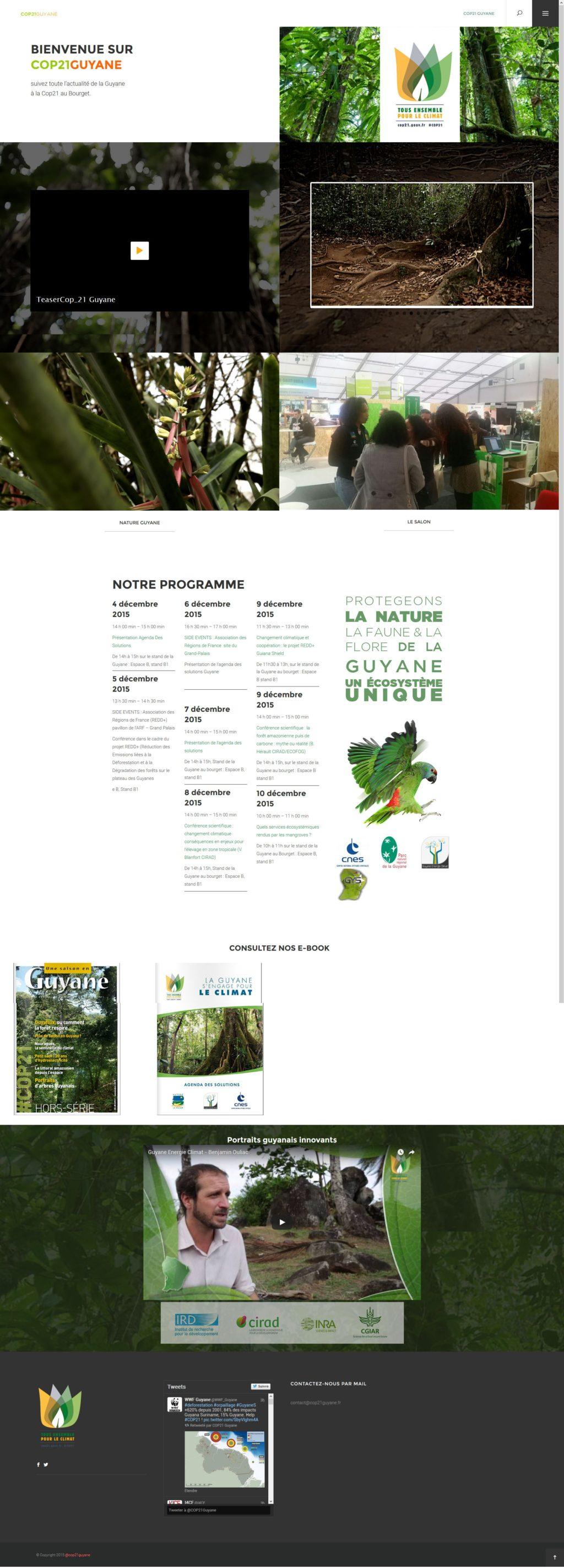 LXN-Laurent-notte-COP21Guyane I Toute l'actualité de la Guyane à la Cop 21′ – cop21guyane_fr