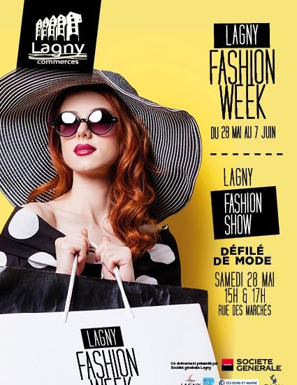 Lagny fashion show