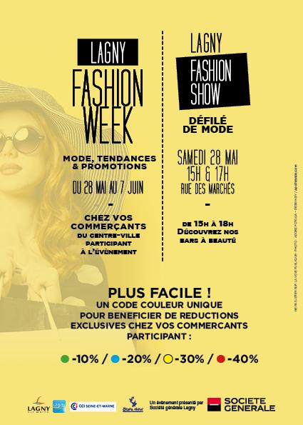 Lagny fashion show2