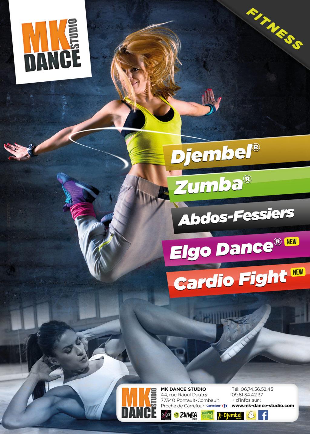 Agence de Publicité – écoles de danses – PARIS – CHELLES – LAGNY – Marne la vallée