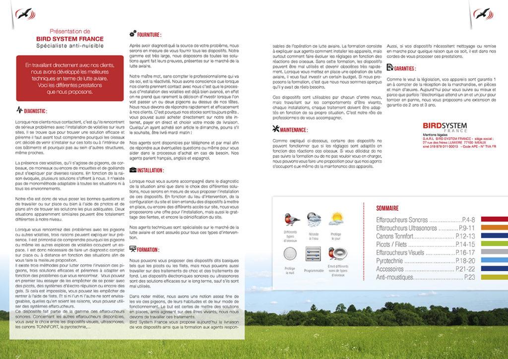 Agence de Communication Paris 77 Catalogue Entreprise