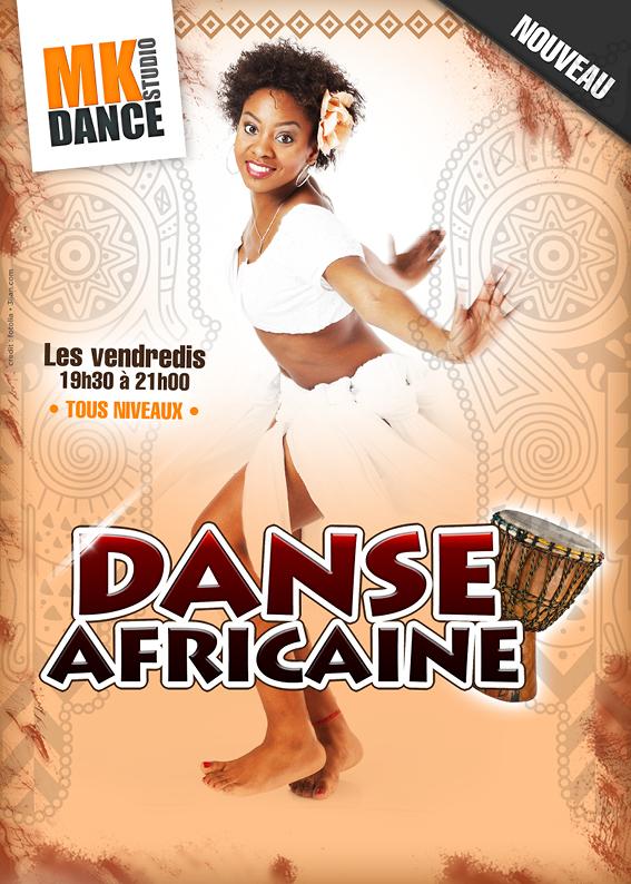 Agence de Communication Publicité - Mkdance - Ecole de dance -