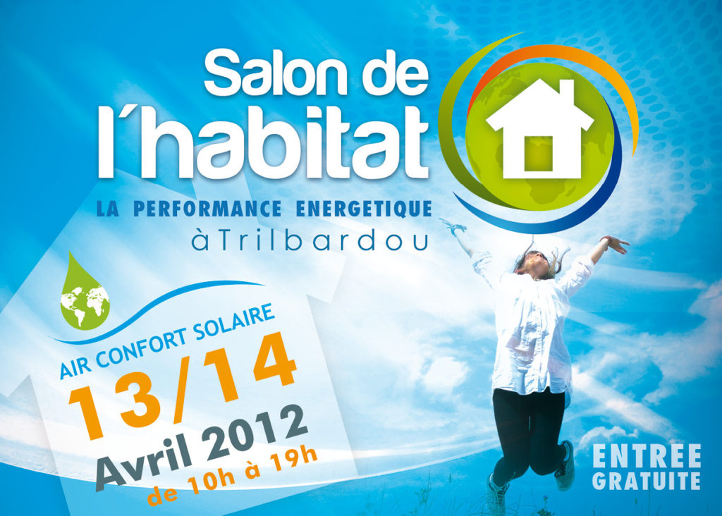 air confort solaire flyer ready2print