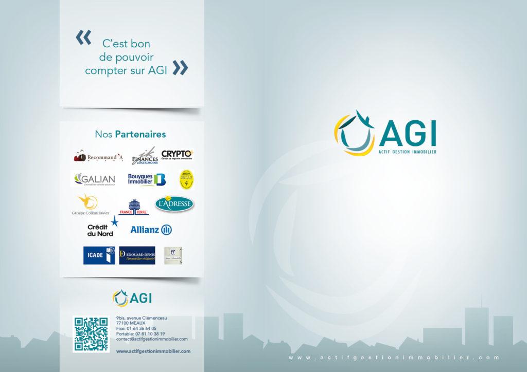 plaquette AGI