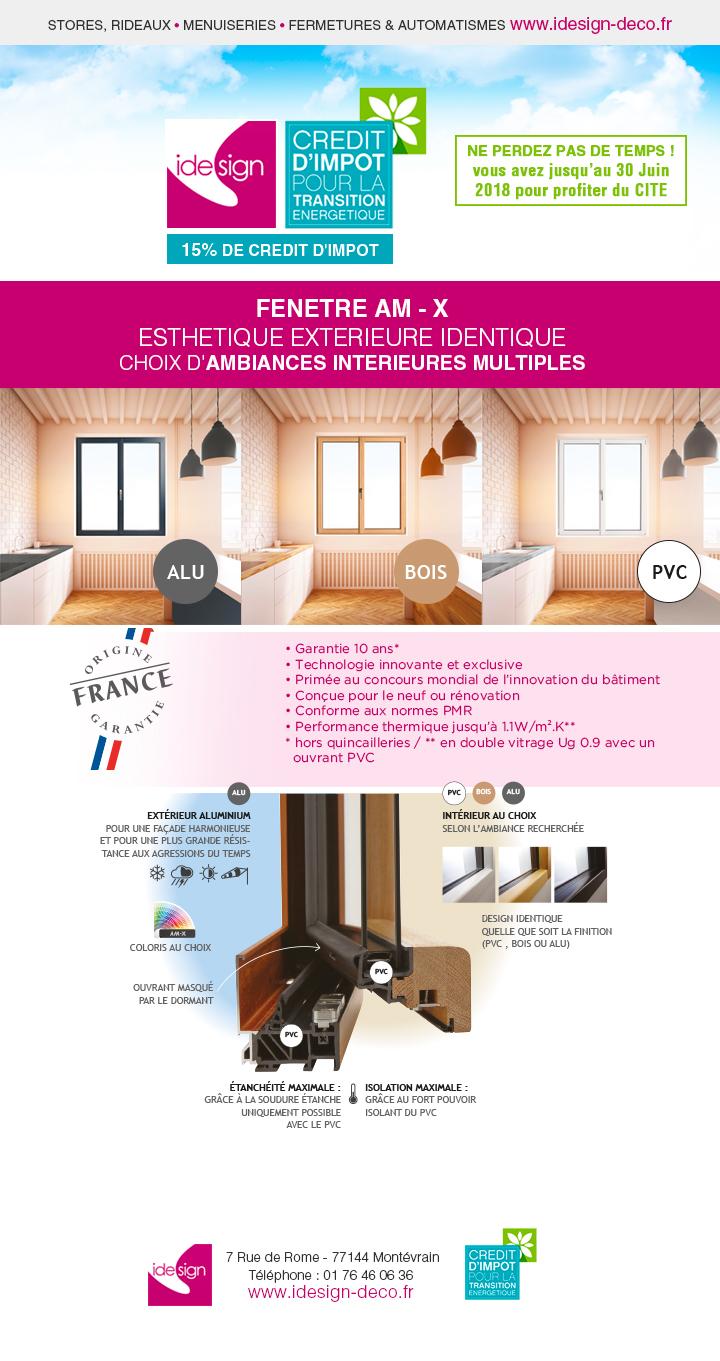 i design – Fenêtre Store Fermeture